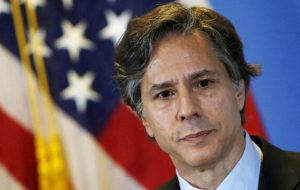آنتونی بلینکن: بایدن بر اهمیت نقش و رهبری آمریکا تأکید دارد/ مجددا رهبری دیپلماتیک را از سر خواهیم گرفت