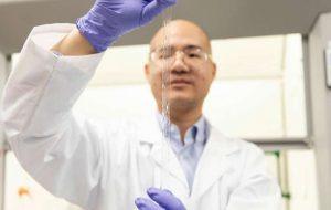 ابداع حسگر پوست مانندی که تا ۴۰۰ برابر طول آن کشیده میشود
