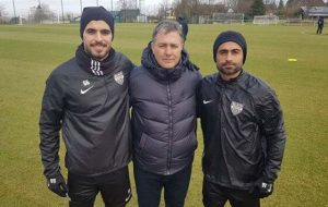 اسکوچیچ با ابراهیمی و عزتاللهی در بلژیک دیدار کرد