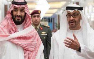 الاخبار: بن زائد به دنبال تغییر استراتژی بن سلمان؛ باید با ایران به آتش بس رسید