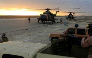 آمریکا در پی احداث فرودگاه در نزدیکی پایگاه عین الاسد