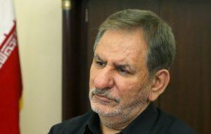 حضور معاون اول رییس جمهوری در منزل دو تن از جان باختگان حادثه سقوط هواپیمای اوکراین