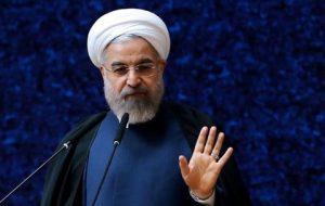 روحانی: اگر سرزمین ما بمباران شود، دست از هدف استقلال کشورمان و عزت مان بر نمی داریم