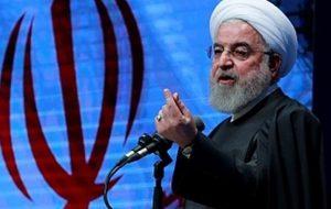 روحانی: میگویند ما آماده مذاکره هستیم؛ بسم الله؛ به نقطه اول برگردید/ اگر به زبان نمیگویید، در عمل بگویید اشتباه کردید