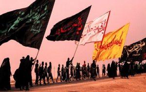 تعطیلی استانهای کربلا و بابل عراق به مناسبت اربعین