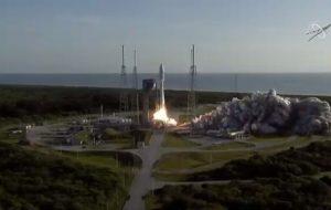 """جدیدترین کاوشگر ناسا با نام """"استقامت"""" به سوی سیاره مریخ حرکت کرد"""