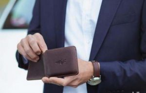 کیف پولی که سارق خود را رسوا می کند