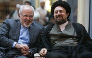 سيد حسن خميني:محبوبیت دکتر ظریف میان مردم بی سابقه است / تهمت ها و هجمه ها را به دل نگیرید