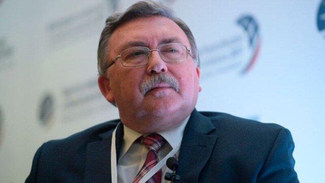 اولیانوف: فعالیت کارگروههای کمیسیون مشترک برجام ادامه دارد