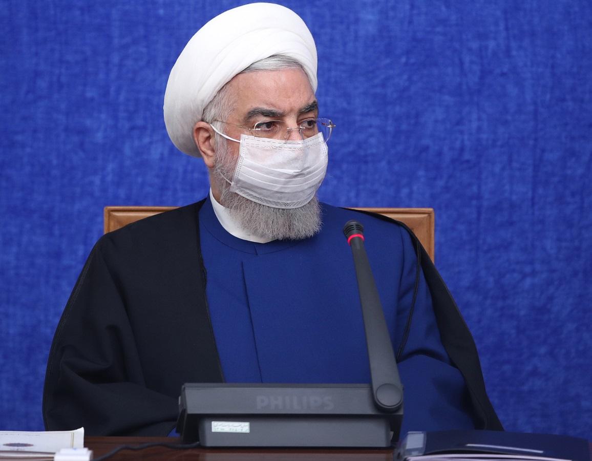 روحانی: واکسیناسیون حداکثری در راس برنامه های دولت قرار دارد/ دنبال ایجاد قحطی در کشور بودند؛ دولت با تامین و توزیع کالا اجازه نداد این خواسته محقق شود