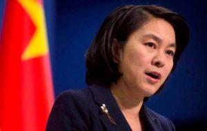 پکن: دنبال هیچگونه حوزه نفوذ یا اهداف خودخواهانه در خاورمیانه نیستیم