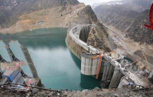 مدیرعامل شرکت آب منطقه ای ایلام خبر داد: ساخت سه سد بزرگ ایلام به ثمر نشست