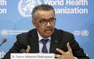 سازمان جهانی بهداشت: چین در زمینه منشا ویروس کرونا همکاری کند