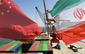 رئیس اتاق بازرگانی ایران و چین: به محض لغو تحریمها، تجارت با چین دو برابر میشود