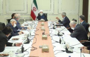 روحانی: تنها راه مواجه نشدن با موج پنجم کرونا، رعایت کامل پروتکل های بهداشتی است/ تاکید بر اعمال نظارت دقیق بر مرزها