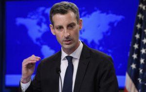 سخنگوی وزارت خارجه آمریکا: زمان دور هفتم مذاکرات وین اعلام نشده/ می دانیم ایران در دوره انتقالی است؛ آنها در سیستم خود تصمیماتی دارند که باید اتخاذ کنند