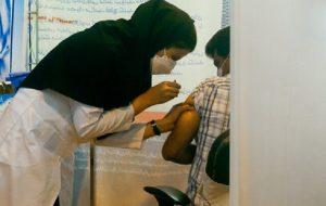 وزارت بهداشت: تا ۱۰ روز آینده برای ۱.۴ میلیون معلم واکسن کرونا تزریق میشود