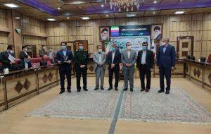 شرکت آب منطقه ای استان برای چهارمین سال پیاپی دستگاه برتر جشنواره شهید رجایی استان ایلام
