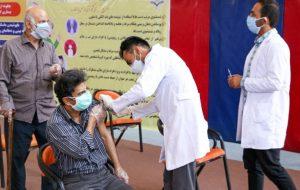 جهانپور: کمبود واکسن کرونا از امروز رفع میشود