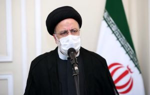 رئیسی: با موافقت الکاظمی، روادید میان ایران و عراق لغو شد