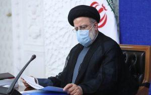 رئیسی: وزارتخانههای صمت و جهاد کشاورزی برای حل مشکلات معیشت روزانه مردم تدبیر کنند