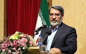 وزیر کشور: سال گذشته موضوع ریز گردها در خوزستان ، ایلام ، کرمانشاه ودیگر جاها به تنش وچالش کشیده شد